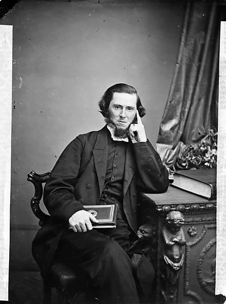 [Revd John Richard Hughes (1828-93)]