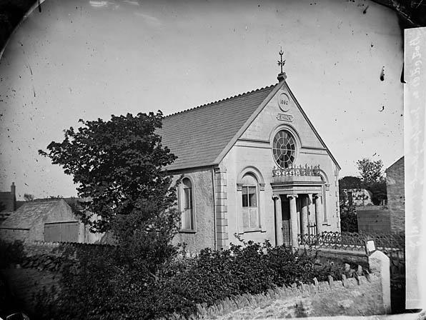 [Saron Chapel (Cong), Bodedern (1886)]