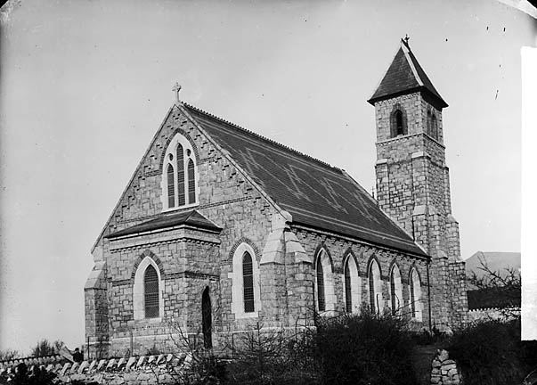 [The church, Trefor]