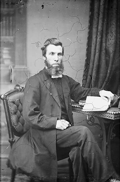 [Revd O Evans, London (1829-1920)]