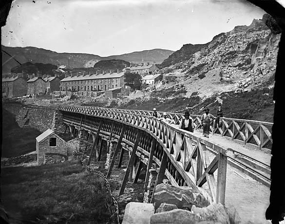 [Blaenau Ffestiniog viaduct]