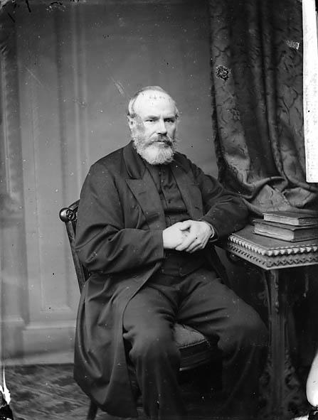 [Revd John Parry, Y Bala (1812-74)]