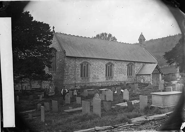 [The church, Llandderfel]