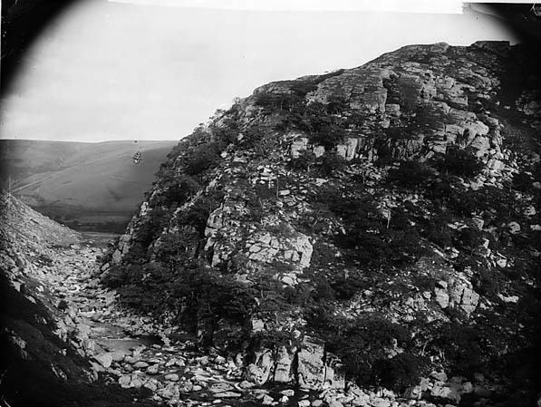 [Twm Sion Cati's cave, near Llanymddyfri]