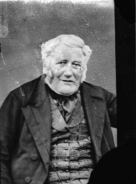 [Revd Samuel Griffiths, Horeb (1783-1860) (copy)]