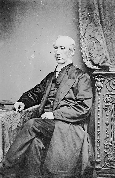 [Revd Dr Lewis Edwards (1809-87)]