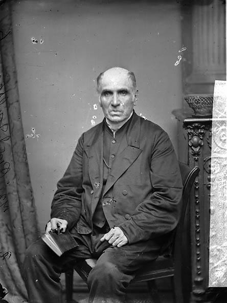 [Revd John Foulkes, Rhuthun (CM)]