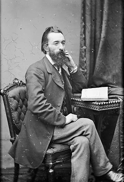 [Revd Dr Evan Pan Jones (Ifan Mostyn, 1834-1922)]