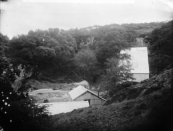 Yr [Dolau Cothi gold mine, Cynwyl Gaeo]