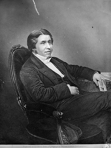 [Revd C H Spurgeon (print)]