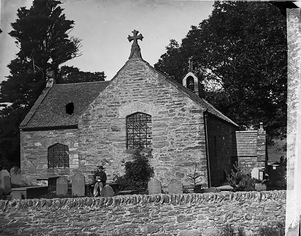 [The church, Dolwyddelan]