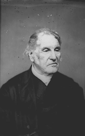 [Revd David Howell, Swansea (1797-1873) (1869) (CM)]