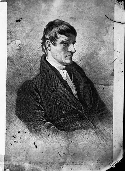 [Revd William Williams, Wern (print)]