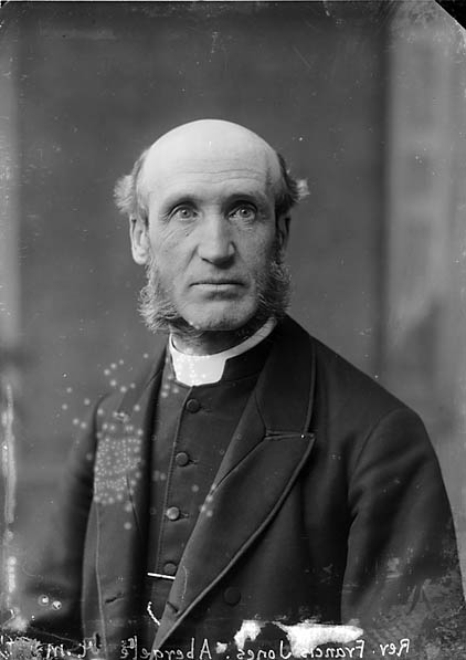 [Revd Francis Jones, Abergele]