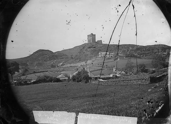 [The castle, Dolwyddelan]