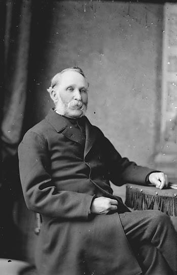 [Revd Thomas Levi (1825-1916)]