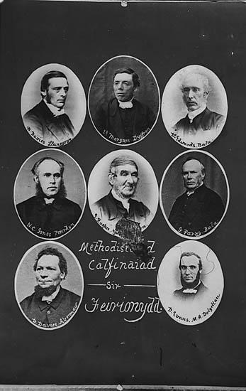 Methodistiaid Calfinaidd Sir Feirionydd