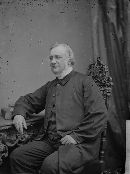 [Revd William Rees (Gwilym Hiraethog, 1802-83)]