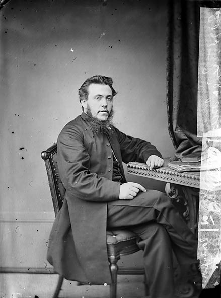 [Revd R Jones, Pontypool (B)]