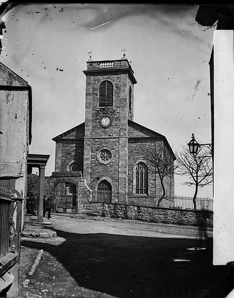 [The church, Amlwch]