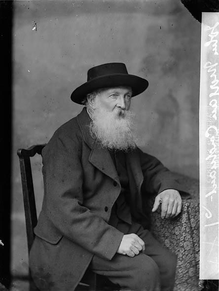 [John Morgan, Porthaethwy (Cadnant, fl.1872)]
