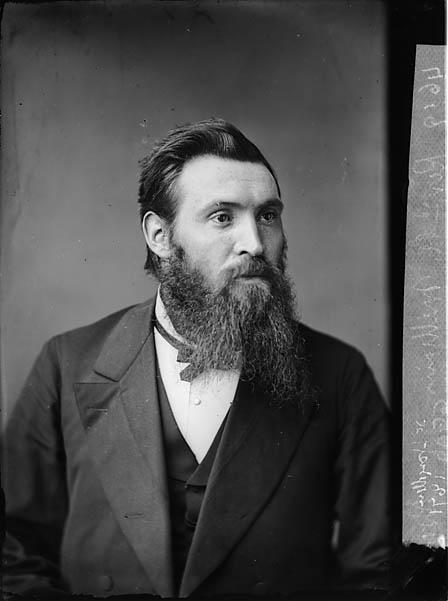 [Revd Aaron Williams, Llangollen (1871) (B)]
