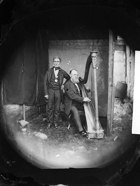 [John Williams (Eos Mon 1808-90) & J Ceiriog Hughes (1832-87)]