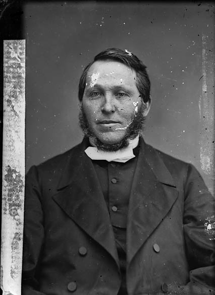 [Revd Thomas Levi (1825-1916) (1869)]