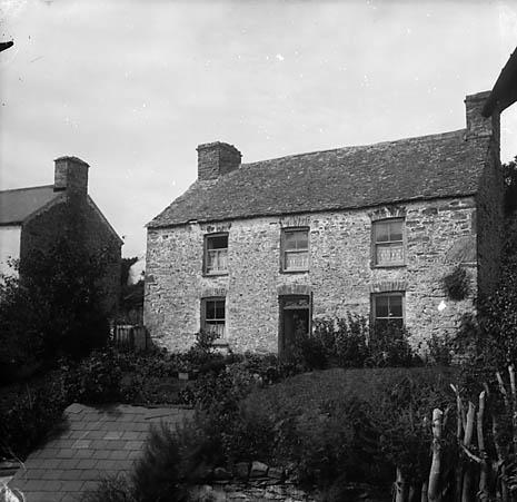 [Prospect House (home of Ebenezer & Henry Richard), Tregaron]