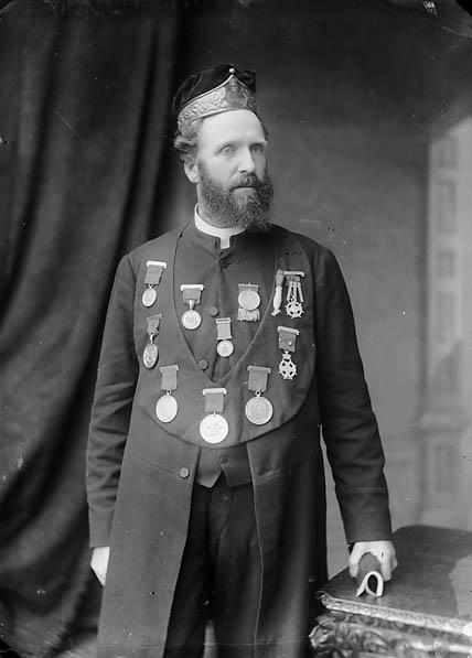 [Revd John Cadvan Davies (Cadvan, 1846-1923)]