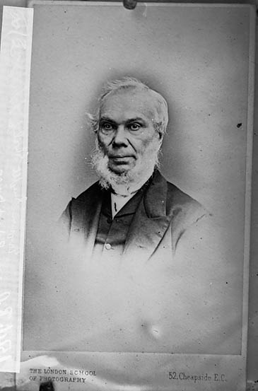 [Revd Robert Owen (Eryron Gwyllt Walia, 1803-70) (copy)]