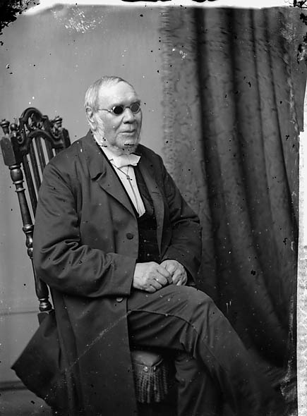 [Dr Daniel Davies, Swansea (1797-1876)]