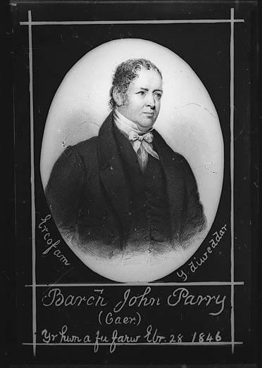 Er cof am y diweddar Barch John Parry (Caer)