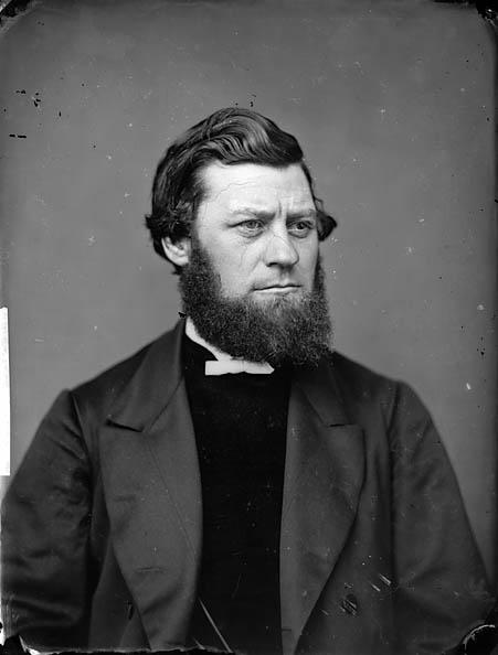 [Revd Abel Jones Parry (1833-1911)]