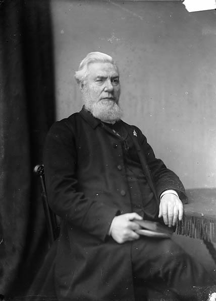 [Revd Nathaniel Thomas, Cardiff (1818-88)]