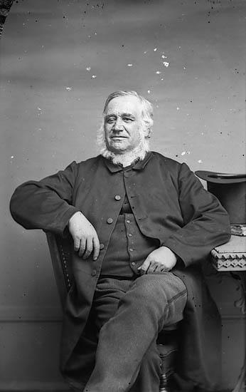 [Dr William Rees (Gwilym Hiraethog, 1802-83) (1870)]