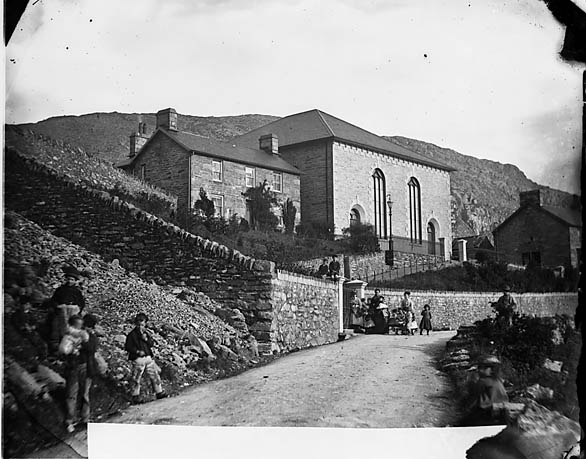 [Tabernacle chapel (CM), Blaenau Ffestiniog]