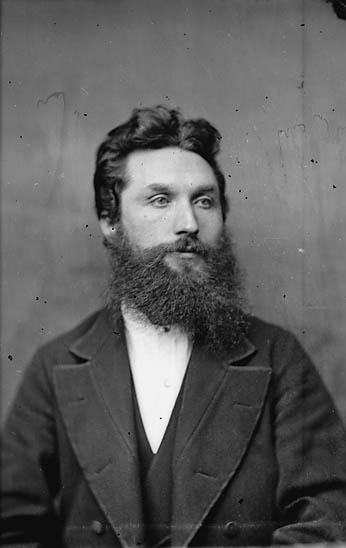 [Revd David C Harris (Caeronwy, 1846-85)]