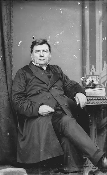 [Revd Edward Matthews (1813-92)]