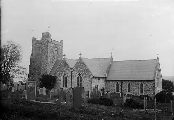 [The church, Trefdraeth (Penf)]