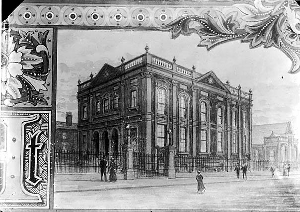 [Fitzclarence St chapel (CM), Liverpool (print)]
