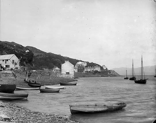 [The life boat house, Aberdyfi]