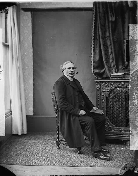 [Revd Thomas Phillips, Hereford (1803-70) (1864)]