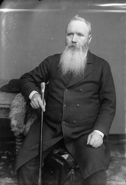 [Revd. Benjamin Thomas, Narberth (Myfyr Emlyn, 1836-93)]
