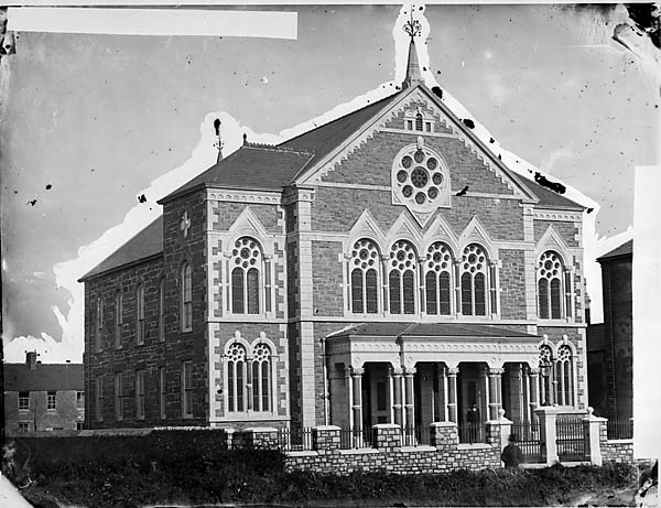 [Ambrose Memorial Chapel, Porthmadog]