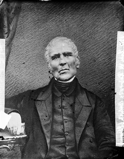 [Revd William Roberts (1784-1864) (copy)]