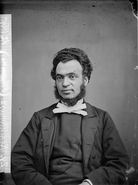 [Revd Hugh Evan Thomas (Huwco Meirion, 1830-89)]