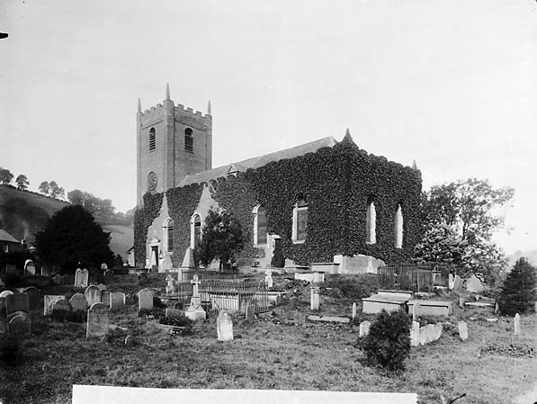 [The church, Llanfyllin]