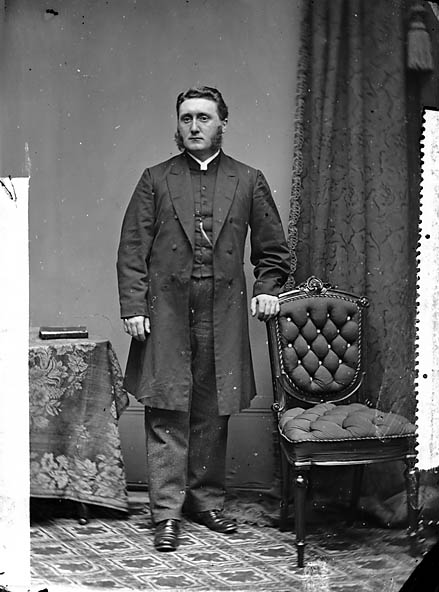 [Revd W D Lewis, Shrewsbury (CM) (1867)]