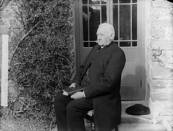[Revd William George Jenkins, Vicar of Llandysul]